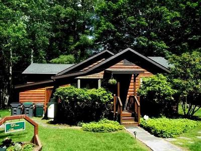 Sullivan County Single Family Home For Sale: 8 Moose Trail