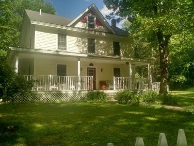 Narrowsburg Single Family Home For Sale: 55 Nobody Road
