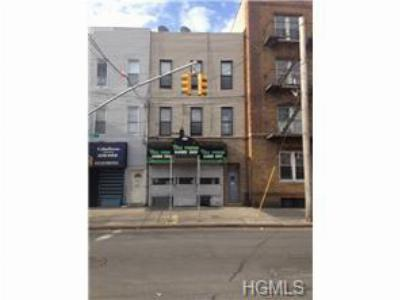 Multi Family 2-4 Sold: 1048 Wyckoff Avenue