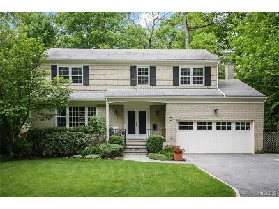 Scarsdale NY Single Family Home Sold: $1,149,000