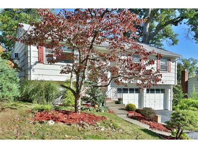 Piermont Single Family Home Sold: 126 Crescent Road
