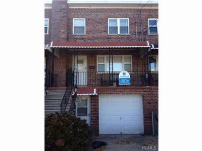 Bronx NY Single Family Home Sold: $350,000