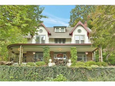 Piermont Single Family Home Sold: 676 Route 9w