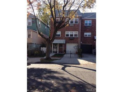 Bronx NY Multi Family 2-4 Sold: $570,000