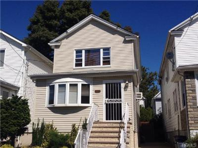 Bronx NY Single Family Home Sold: $459,000
