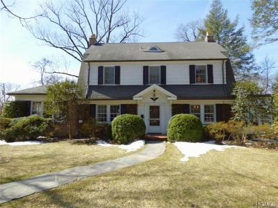 Bronxville NY Single Family Home Sold: $1,999,999