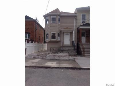 Bronx NY Multi Family 2-4 Sold: $504,000