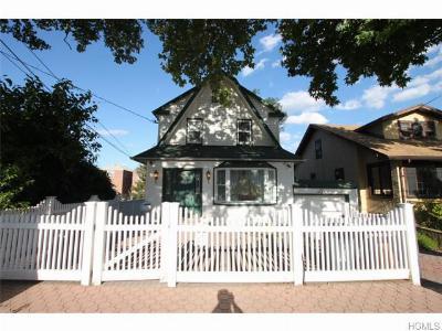 Bronx NY Single Family Home Sold: $521,000
