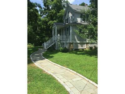 Brewster Single Family Home For Sale: 20 Putnam Avenue