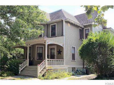Nyack Single Family Home Sold: 15 Division Avenue