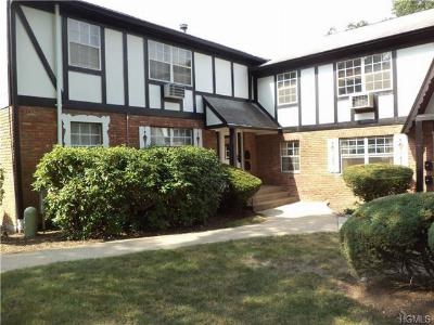 Suffern Condo/Townhouse For Sale: 83 Parkside Drive