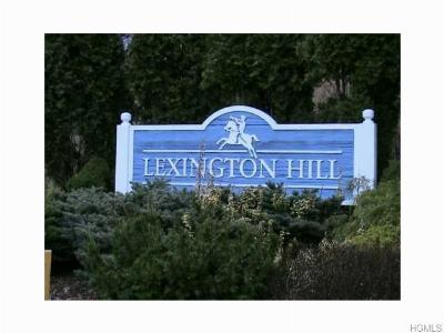 Condo/Townhouse Sold: 14 Lexington Hill #3