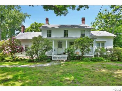 Palisades Single Family Home Sold: 95 Closter Road