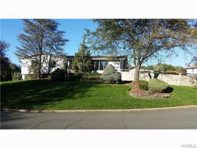 Nanuet Single Family Home Sold: 19 South Cranford Road