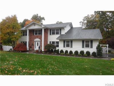 Nanuet Single Family Home Sold: 55 Newport Drive