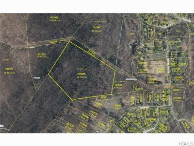 Fishkill Residential Lots & Land For Sale: Cary Road