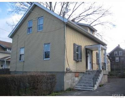 Rockland County Multi Family 2-4 For Sale: 102 Bridge Street