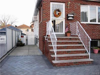 Bronx NY Single Family Home Sold: $455,000