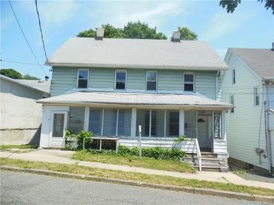 Nyack Multi Family 2-4 For Sale: 96 Brookside Avenue