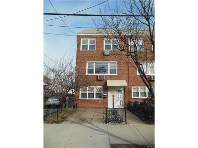 Bronx NY Single Family Home Sold: $452,400
