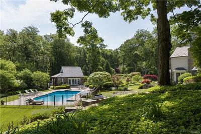 Pound Ridge Single Family Home For Sale: 14 Lower Shad Road