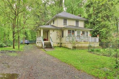 Palisades Single Family Home For Sale: 143 Washington Spring Road