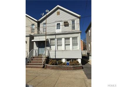 Bronx NY Single Family Home Sold: $415,000