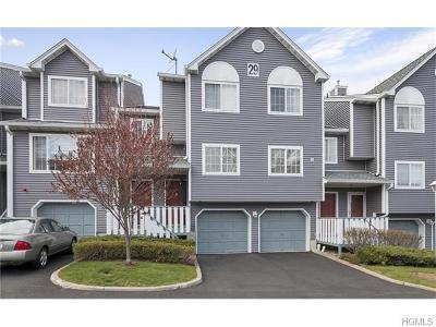 Nanuet Condo/Townhouse Sold: 59 Eagle Ridge Way