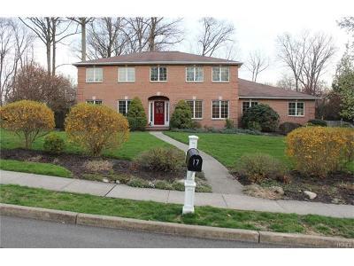 Nanuet Single Family Home Sold: 17 Bradl Lane