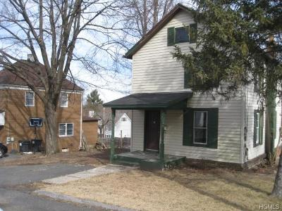 Single Family Home Sold: 1 Second Street