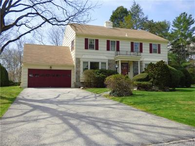 Scarsdale NY Single Family Home Sold: $1,070,000