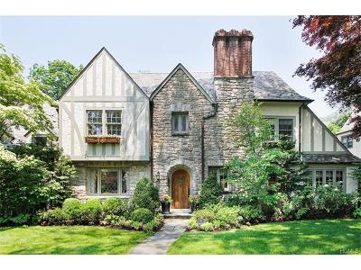 Scarsdale NY Single Family Home Sold: $1,689,000