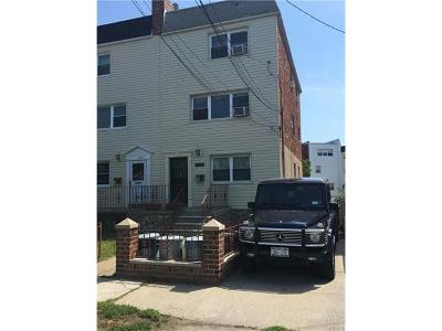 Bronx NY Multi Family 2-4 Sold: $600,000