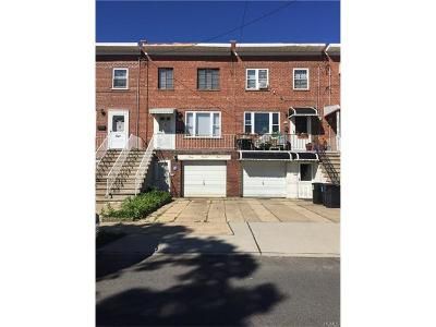 Bronx NY Single Family Home Sold: $375,000