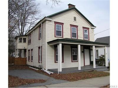 Single Family Home Sold: 25 Maple Avenue