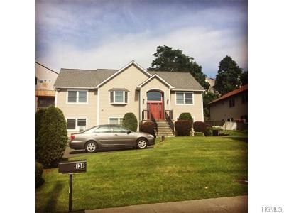 Single Family Home For Sale: 131 Route 306