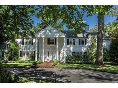 Bronxville Single Family Home For Sale: 20 Hereford Road
