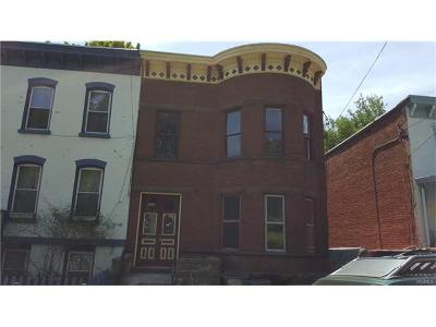 Multi Family 2-4 Sold: 213 3rd Street