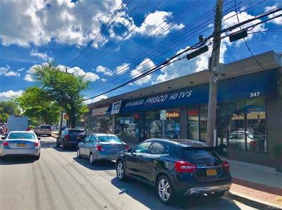 Commercial For Sale: 243 Tarrytown Road