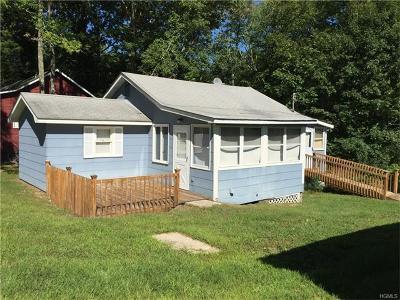 Bloomingburg Single Family Home For Sale: 23 Yorkville Park Road