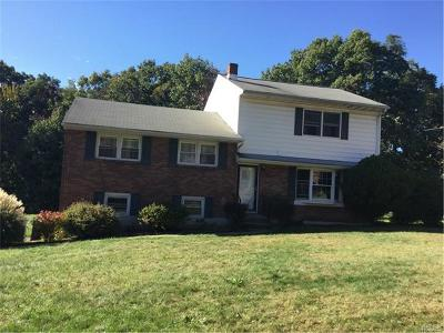 Newburgh Single Family Home For Sale: 47 Hy Vue Drive