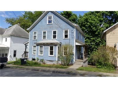 Multi Family 2-4 Sold: 36-38 Bergen Avenue