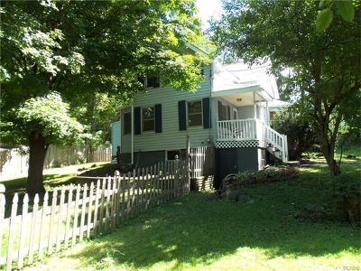 Chester Single Family Home For Sale: 2 Ricki