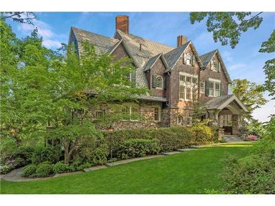 Bronxville Single Family Home For Sale: 6 Chestnut Avenue