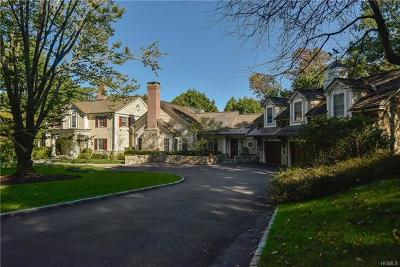 Chappaqua Single Family Home For Sale: 3 Bradley Farms