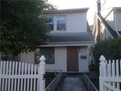 Yonkers Single Family Home For Sale: 453 Van Cortlandt Park Avenue