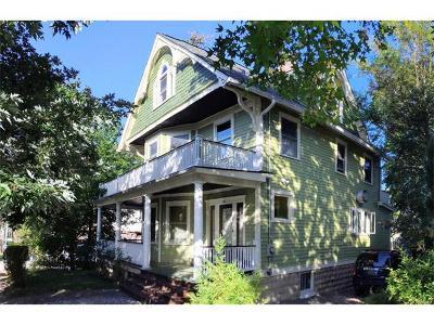 Hastings-on-hudson Single Family Home For Sale: 15 Villard Avenue