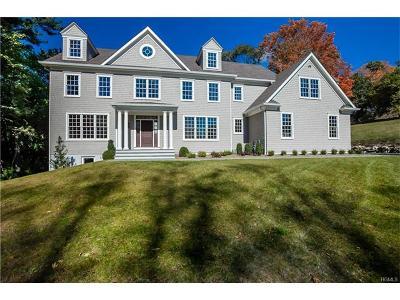 Chappaqua Single Family Home For Sale: 651 King Street