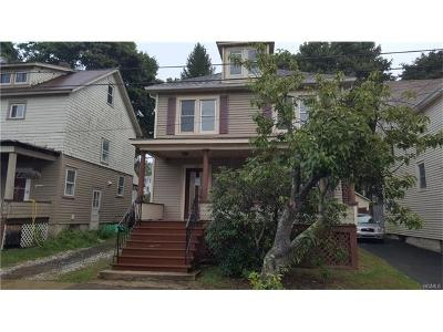Single Family Home Sold: 63 Pleasant Avenue