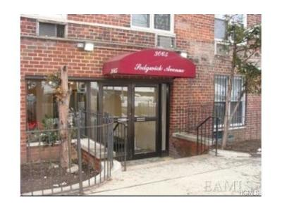 Co-Operative Sold: 3065 Sedgwick Avenue #5B